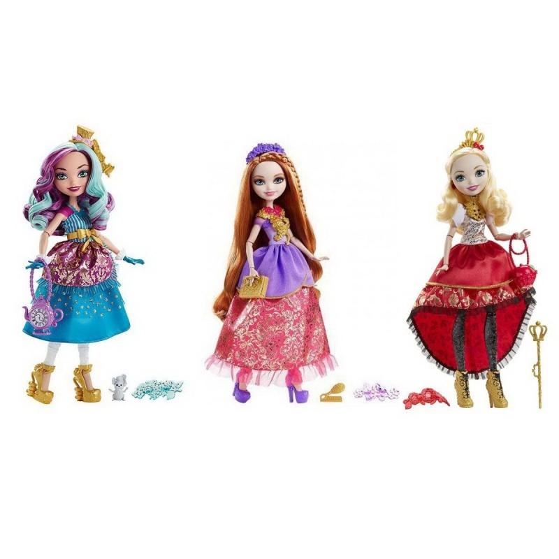 Кукла Эвер Афтер Хай - Отважные принцессы