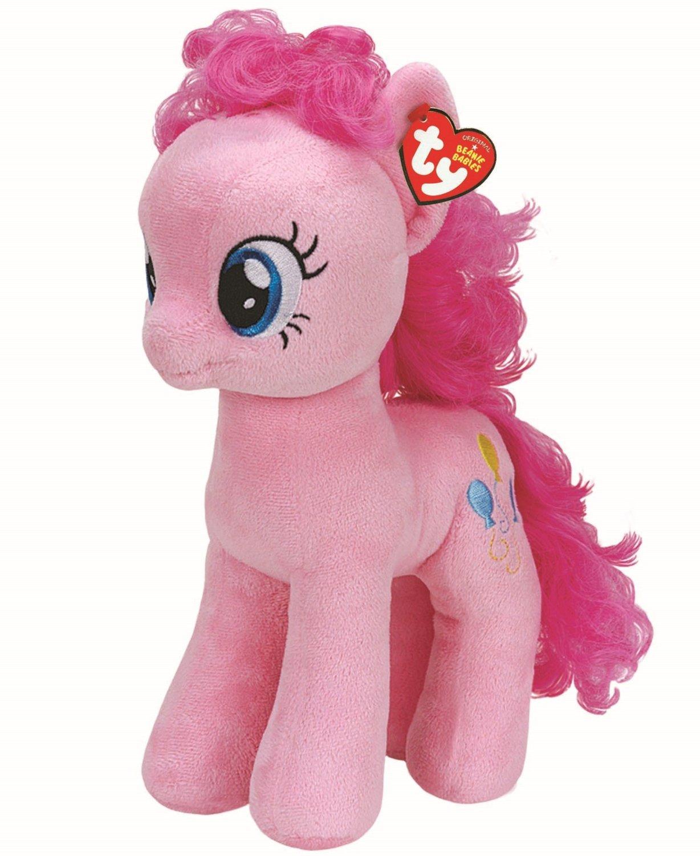 My Little Pony Пони Пинки Пай 33смПинки Пай - это пони светло-розового цвета. Грива и хвост — ярко-розовых тонов. Они сильно кудрявые, Пинки не может их выпрямить, только если станет Пинкаминой. Глаза Пинки Пай светло-голубого цвета. Pinkie Pie переводится как «Розовый Пирог». Имя соответствует характеру: Пинки Пай любит розовое, и любит есть и печь кексы и пирожные. Чудесная малышка станет любимой игрушкой вашего малыша! Дополнительно: Высота игрушки: 25 см<br>