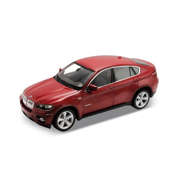 Игрушка модель машины 1:24 BMW X6