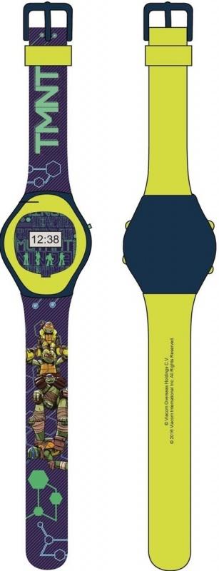 Часы наручные электронные Tmint Черепашки-Ниндзя