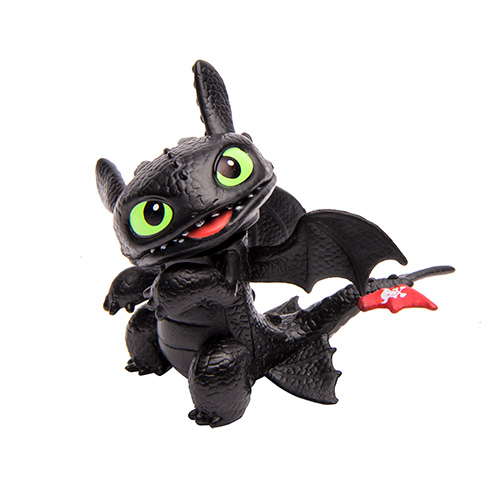 Купить со скидкой Игрушка Dragons Маленькая фигурка дракона или викинга