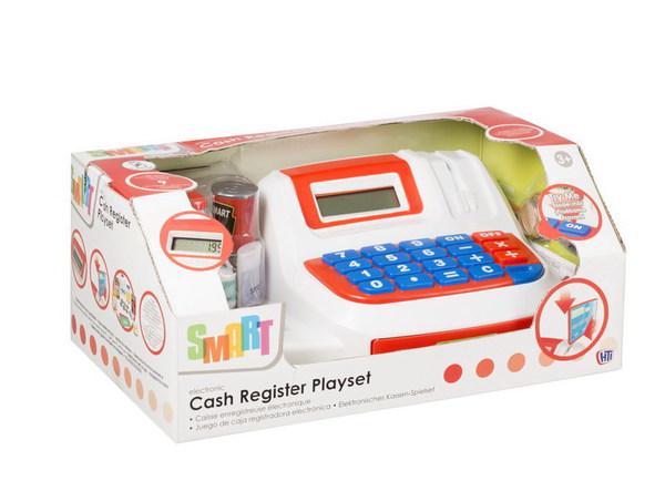 Кассовый аппарат ролевые игры hti кассовый аппарат smart
