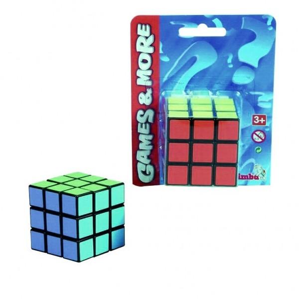 Головоломка Simba 1272Одна из самых популярных игрушек в мире.Цель игры - собрать все грани одного цвета.Увлекательная игра для детей и их родителей<br>