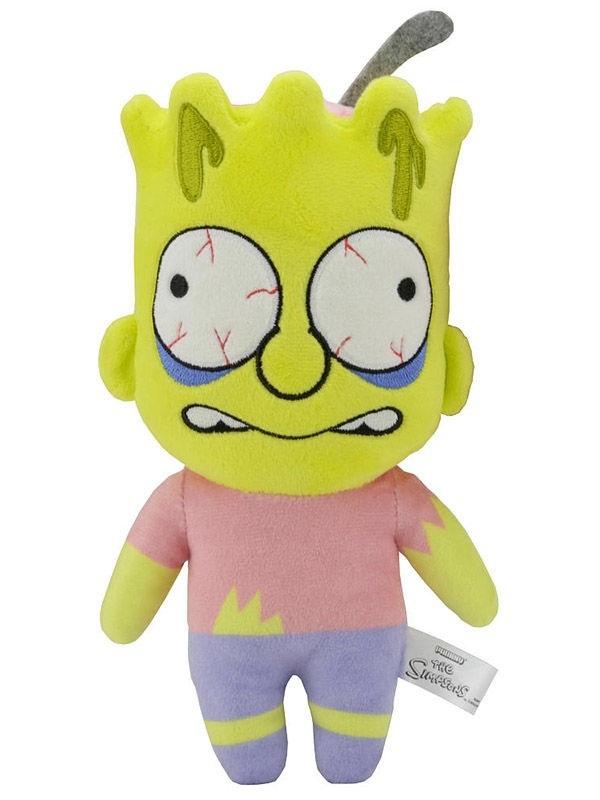 Купить Мягкая игрушка Simpsons Zombie Bart 20 см