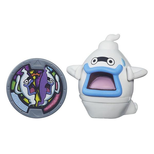 ЙО-КАЙ ВОТЧ: Медаль с ФигуркойЗамечательная игрушка для поклонников мультфильма Yo-Kai Watch - фигурка одного из персонажей с прилагающейся к ней медалью. Медаль подходит для часов Yo-Kai (приобретается отдельно), ее также можно сканировать в приложении Yo-kai Watch Land app. Для получения новых игровых возможностей. Кроме того, медали можно коллекционировать, а затем использовать в увлекательной сюжетно-ролевой игре.Фигурка выполнена из высококачественных материалов и тщательно проработана, она в точности копирует персонажа мультфильма. Обратите внимание, фигурка представлена в ассортименте, при оформлении заказа на сайте выбранный вариант в поставке не гарантирован.<br>