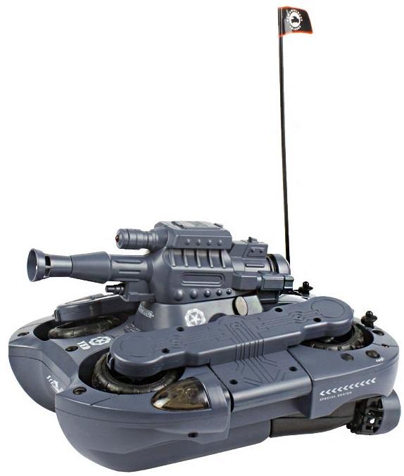Танк-амфибия Mioshi Army Град-24 игрушка танк