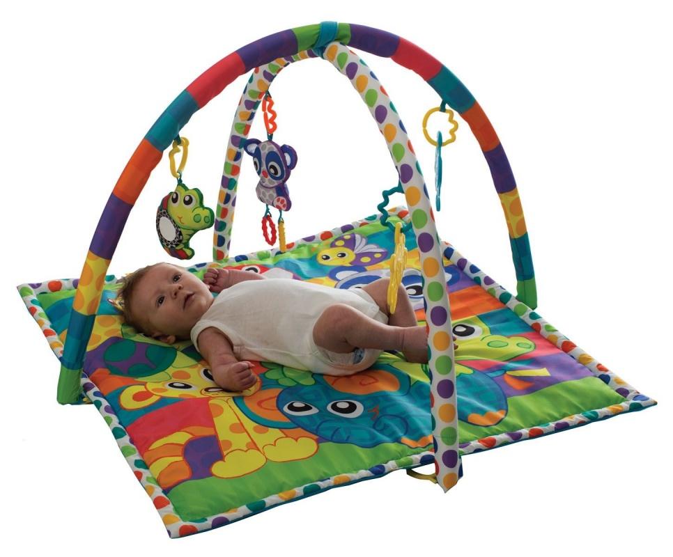 Купить Playgro Игрушка активный центр В мире животных 0185477