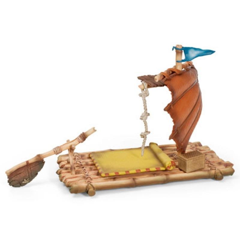 Плот АреланаПлот Арелана – это дополнение к коллекции игрушек из соответствующей серии. Благодаря этому проработанному элементу, ваш ребенок сможет разыгрывать и придумывать еще больше увлекательных игр и сюжетов. Это позволит ему развить фантазию и воображение. Благодаря качеству исполнения, фигурка пригодна как для непосредственной игры, так и для коллекционирования.Надежность и безопасность материалов        Как и прочие игрушки этой серии, фигурка Плот Арелана изготавливается из прочных и надежных материалов, которые абсолютно безопасны для ребенка. Благодаря особой структуре материала исключается выделение вредных веществ, возникновение аллергических реакций и негативных воздействий на детский организм.Покупка и оплата                Чтобы заказать фигурку, обращайтесь в наши магазины или сделайте заказ через сайт. Благодаря быстрой доставке время ожидания не будет слишком долгим. Оплатить можно наличным и безналичным расчетом – для Москвы и Санкт-Петербурга, а также при помощи наложенного платежа – жителям остальных регионов страны.<br>