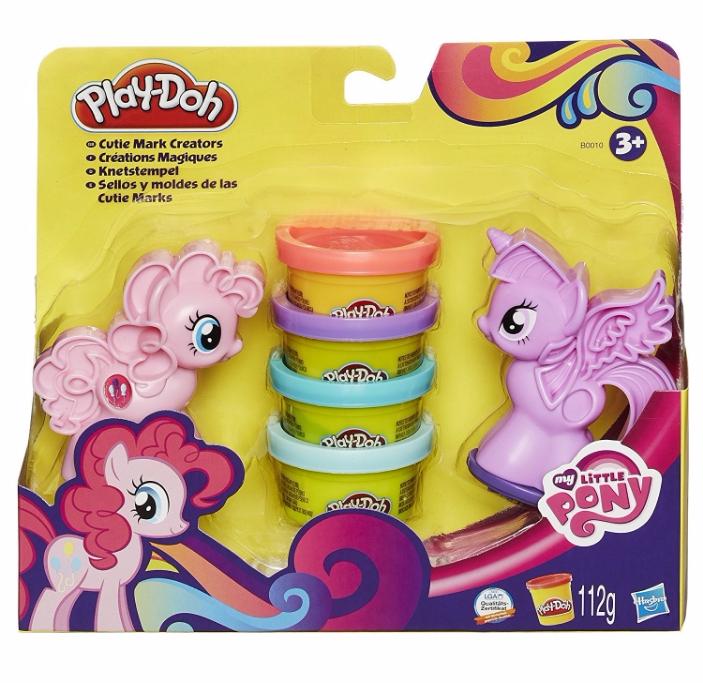 """Купить со скидкой Play-Doh Игровой набор """"Пони Знаки Отличия"""""""