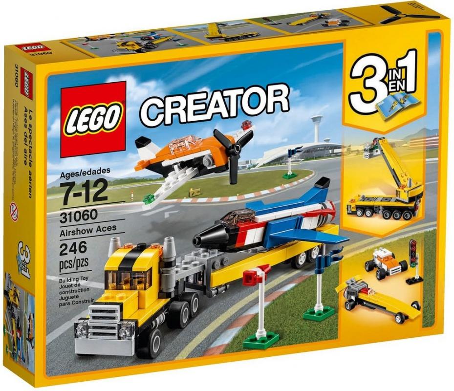 """Купить со скидкой Конструктор Lego Creator """"Пилотажная группа"""""""