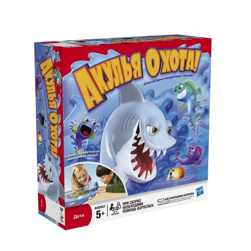 Игра Акулья Охота hasbro акулья охота