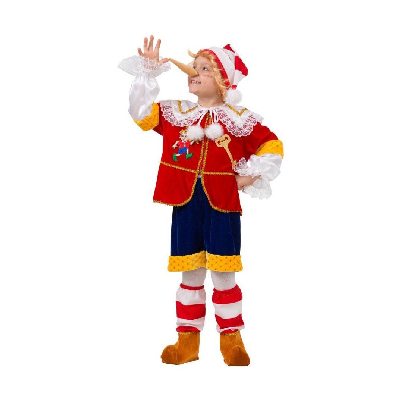 Карнавальный костюм Батик Буратино 5124