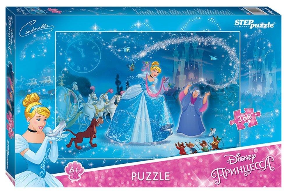 Мозаика puzzle 360 Золушка - 2 (Disney) б у диски хбокс 360