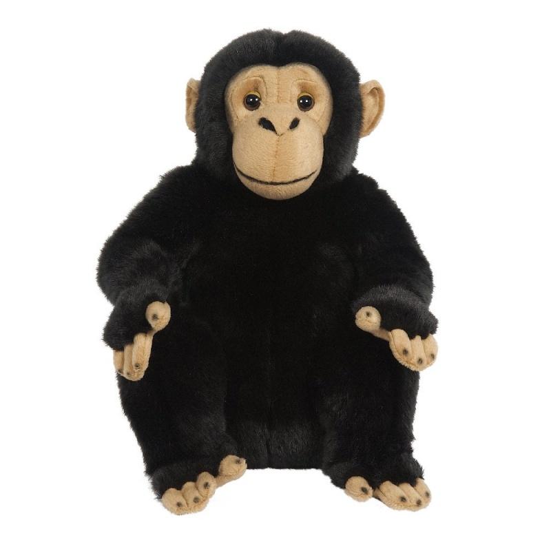 Игрушка плюшевая Hamleys Шимпанзе