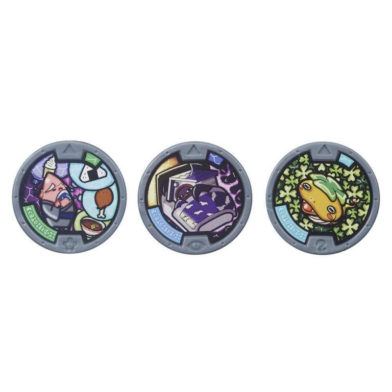 Картинки медальоны йокай, февраля