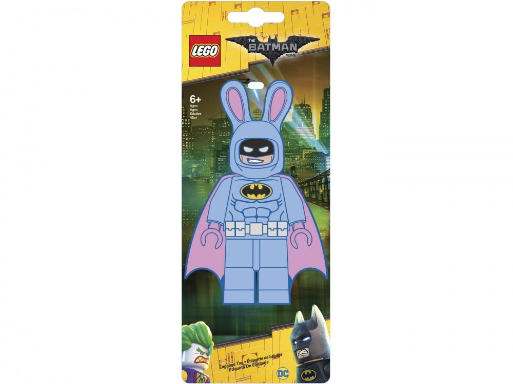 Бирка для багажа LEGO Batman Movie -Easter Bunny Batman