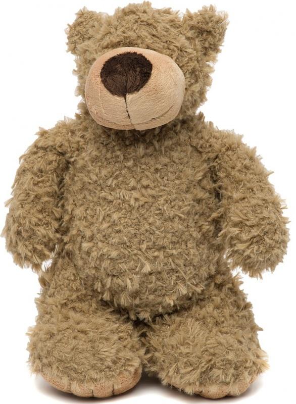 Мягкая игрушка Медведь Серый Макси Тойз, 28 см макси тойз кот целовашка mt h0414003