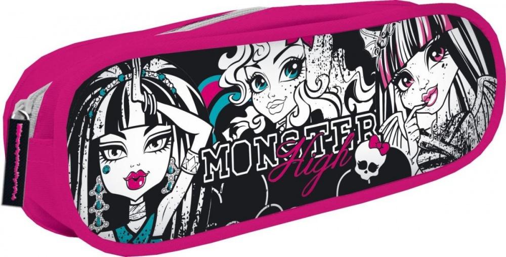 Пенал Monster High MHBB-RT3-422 школьные принадлежности в виде косметики