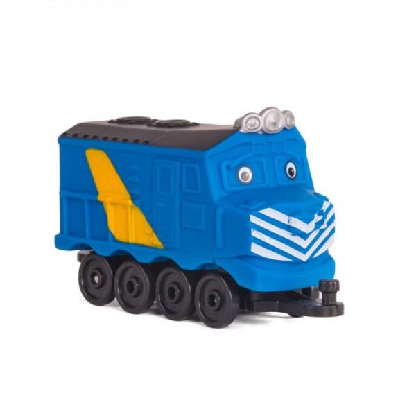 CHUGGINGTON паровозик ЗакПаровозик Зак от компании CHUGGINGTON – это отличное дополнение к имеющейся коллекции игрушек от соответствующего изготовителя. Представленная модель полностью совместима со всеми комплектами железной дороги этой фирмы, благодаря чему ваш ребенок сможет собирать собственную коллекцию, которая будет включать в себя наиболее интересные элементы. Игрушка отлично подходит для развивающих игр, что способствует улучшению таких полезных навыков как логика, пространственное мышление, мелкая моторика рук и т. д.МатериалыПаровозик Зак от компании CHUGGINGTON изготавливается из прочного экологически чистого пластика. Этот материал исключает вероятность возникновения аллергических реакций и раздражений на коже. Прочная структура защищает игрушку от случайных повреждений и других внешних воздействий, что способствует долгому сроку службы.Заказать и оплатить                        Чтобы приобрести паровозик, вы можете зайти в наши магазины в Москве или Санкт-Петербурге и приобрести их на месте. Также возможен заказ из любых регионов России. У нас действует быстрая и оперативная доставка. Оплатить покупку можно наличными, картой или наложенным платежом.<br>