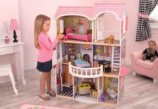 Дом Kidkraft Magnolia Mansion kidkraft кукольный домик загородная усадьба