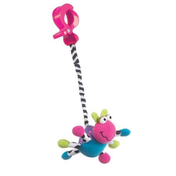 Playgro Игрушка-подвеска Божья коровка 0183246 игрушки подвески playgro игрушка подвеска девочка божья коровка