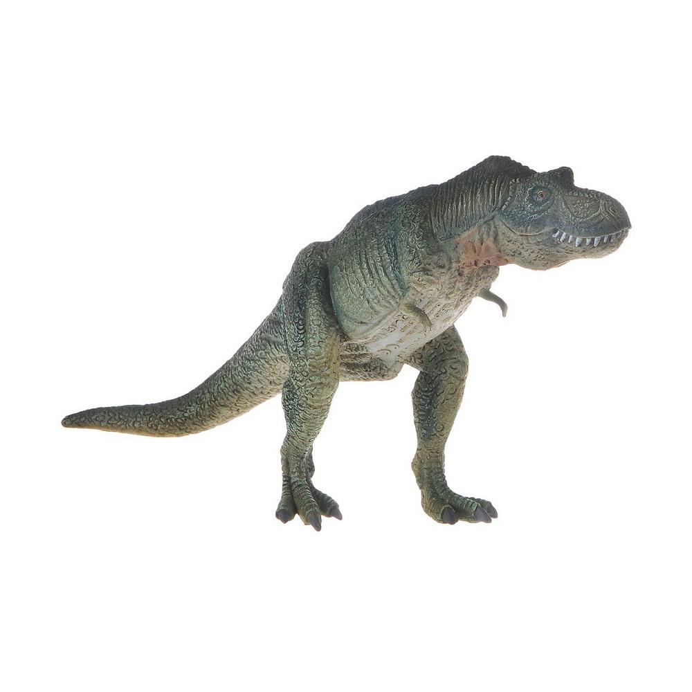 Тираннозавр рекс (XXL)Фигурка Mojo Тираннозавр рекс XXL создана специально для маленьких любителей животных, она рассказывает и показывает различных обитателей нашей планеты, в том числе и тех, кто жил много миллионов лет назад, как этот динозавр. С такой игрушкой маленький натуралист сможет полностью погрузиться в атмосферу древней эры динозавров. Фигурка выполнена из высококачественных материалов с максимальной точностью и раскрашены вручную.<br>