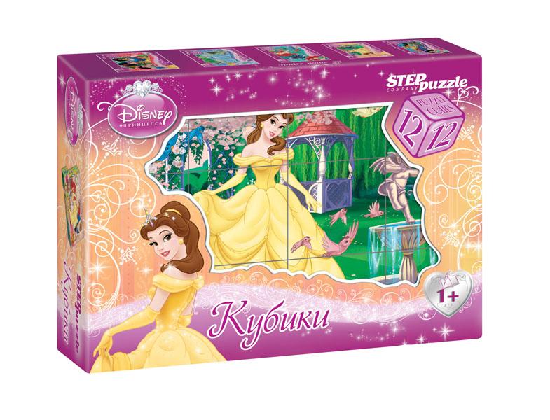 12 кубиков Белль (Disney)Наборы из 12 кубиков – для тех, кто освоил навык сборки картинки из 9 кубиков.Заложенный дидактический принцип «от простого к сложному» позволит ребёнку поверить в свои силы. А герои популярного мультика Disney сделают кубики любимой игрушкой.Играя с кубиками, ребенок тренирует мелкую моторику руки, развивает логическое мышление, образное восприятие, зрительную память.В наборе 12 пластмассовых кубиков.Игра для детей от 3х лет.<br>