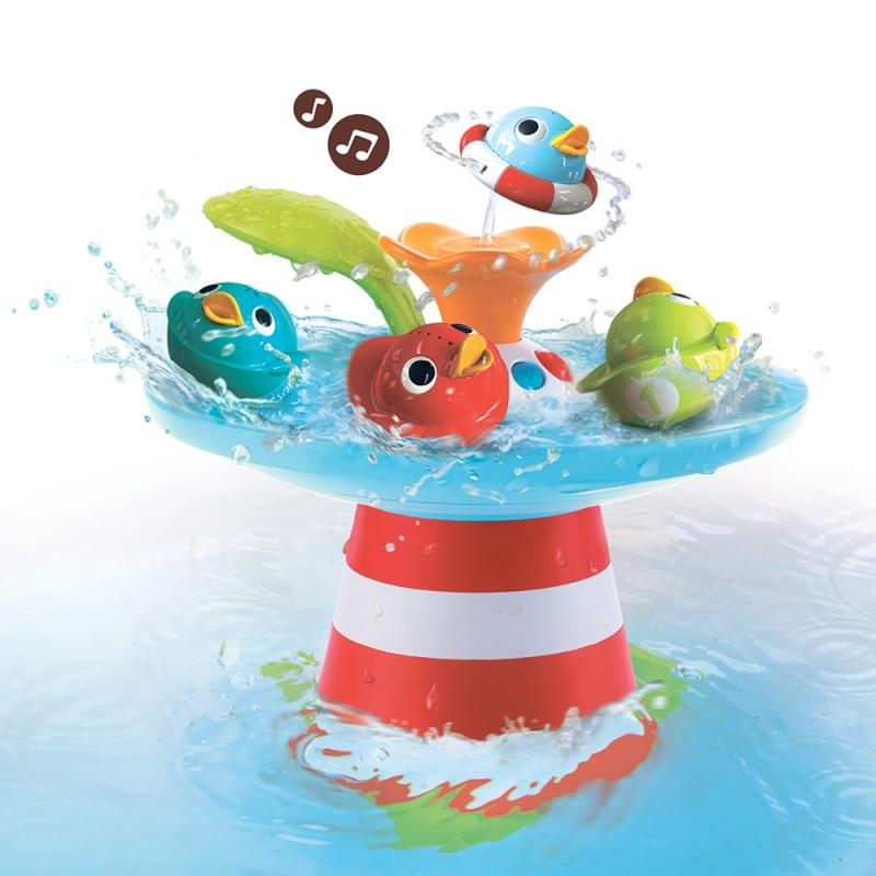 Музыкальная игрушка Yookidoo Утиные гонки музыкальная развивающая игрушка розумне цуценя в харькове