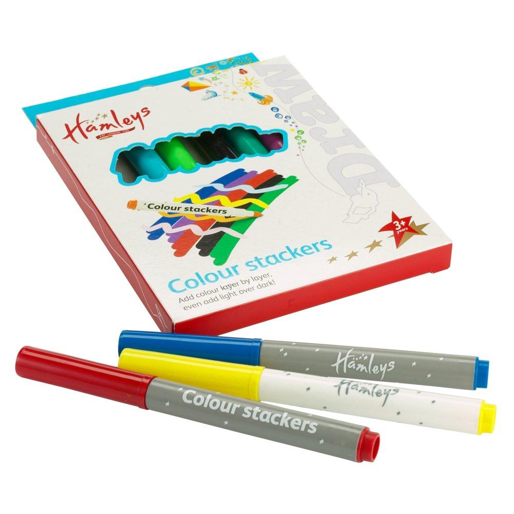 Набор фломастеров Hamleys 9 штукНапишите друзьям секретные послания вместе с набором волшебных фломастеров Hamleys. В набор входит 9 цветов и одна волшебная ручка. теперь Вы можете с удовольствием проводить свободное время! Комплект подходит для детей старше 3-х лет.<br>