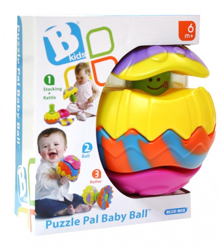 Развивающая игрушка Шар-головоломка b kids развивающая игрушка шар конструктор