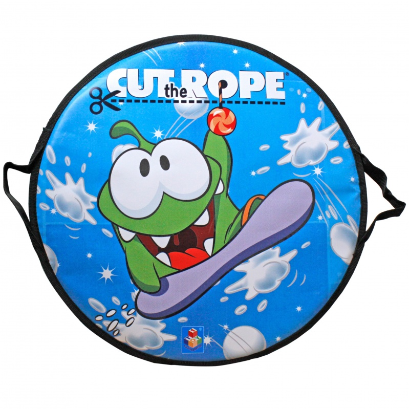 Ледянка &quot,Cut the Rope&quot,, круглая, 52 см.