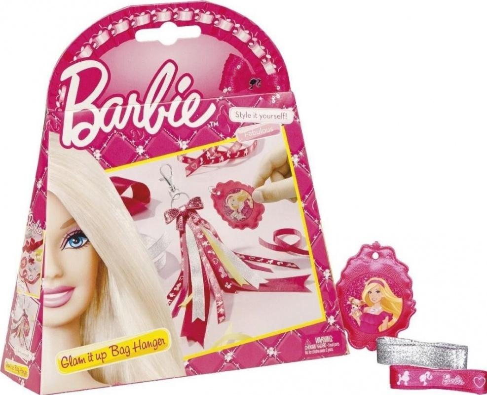 Набор для творчества Totum Barbie glam it up bag hangerБолее 16 лет голландская компания TM Essentials, торговая марка TOTUM, известна во всем мире как разработчик и производитель наборов для детского творчества и прикладного искусства. Продукцию нашей торговой марки можно найти в розничных и специализированных магазинах в более чем 50 странах мира. Компания уделяет большое внимание разработке продукции, которая была бы интересна, не только детям, но и их родителям.<br>