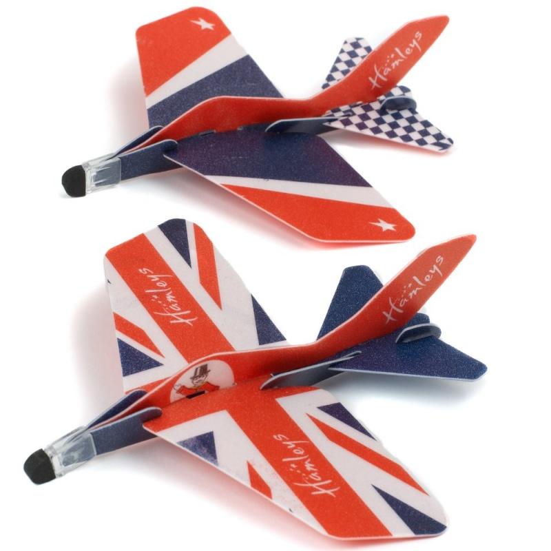 Купить со скидкой Игрушка Hamleys Набор из 2-х самолётиков