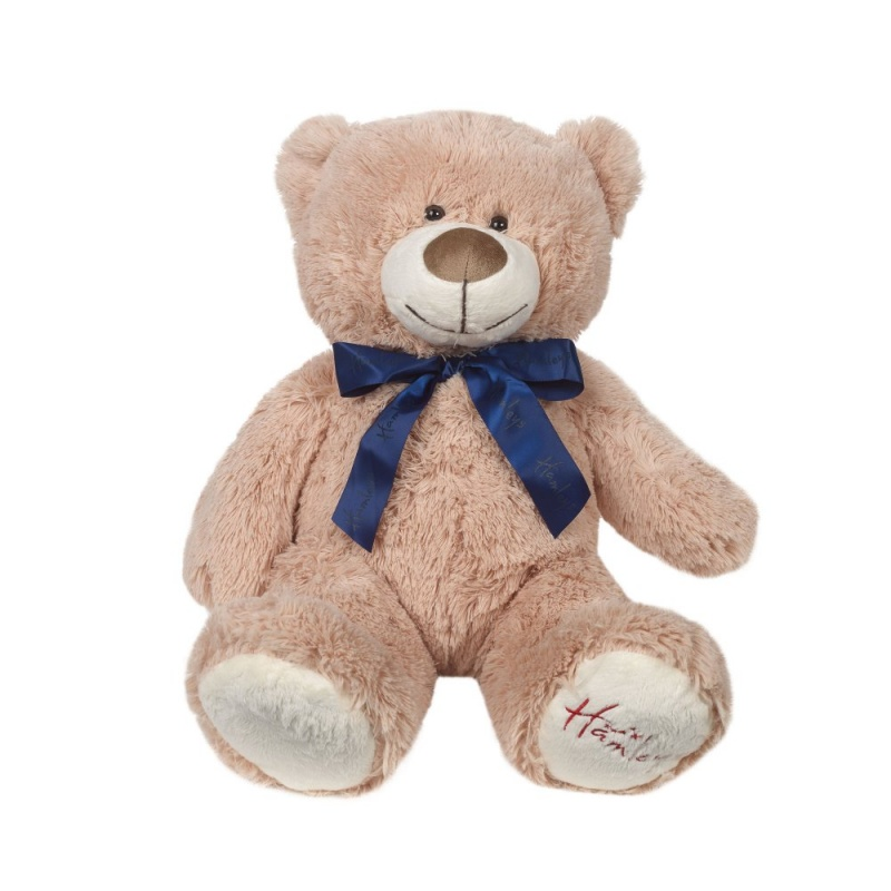 Игрушка плюшевая Медведь 40 см.Дети любят наш фантастический набор мягких игрушек Hamleys.<br>