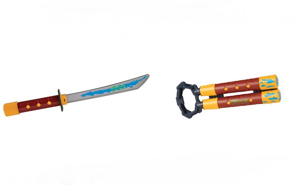 Водяное оружие Черепашки-ниндзя gulliver водяное черепашки ниндзя меч леонардо