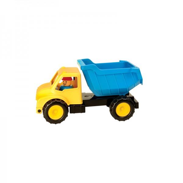 Грузовик-самосвал Battat с водителем грузовик самосвал battat 68023