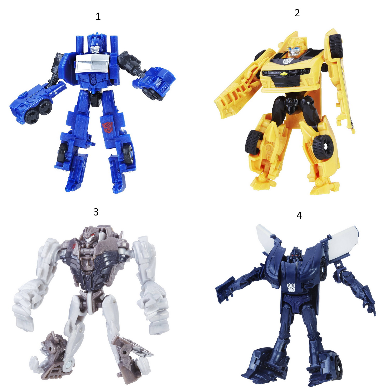 ТРАНСФОРМЕРЫ 5 ЛегионРобот-трансформер Легион от бренда Hasbro исполнит мечту любого мальчишки, который посмотрев фильм про данного персонажа, обязательно захочет получить его игрушечную копию. Все знают кто такие Трансформеры (Transformers) и как они способны превращаться из роботов в машины. Робот Легион выглядит очень впечатляюще и может совершать поистине удивительную трансформацию, которая приведет ребенка в восторг.<br>