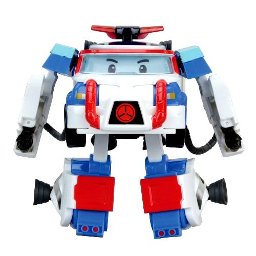 """Купить со скидкой Машинка """"Робокар Поли"""" - Поли-трансформер с костюмом астронавта, 10 см"""