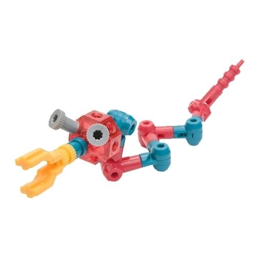 Конструктор Дракон Jawbones в блистере (12 деталей) jawbones конструктор аэроплан jawbones в блистере 16 деталей