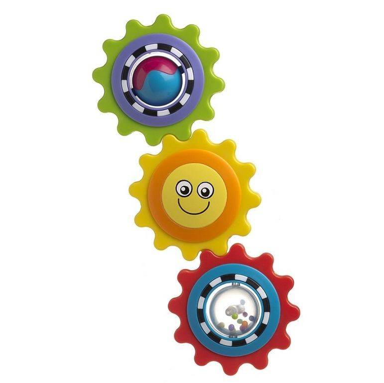 Playgro Игрушка развивающая Веселое солнышко4082647 головоломки playgro игрушка веселое солнышко