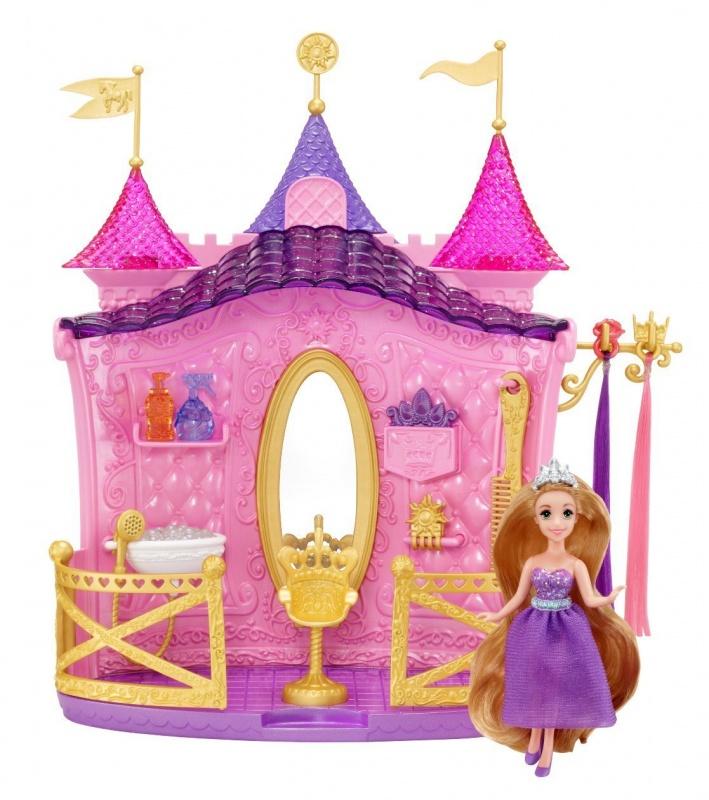 Набор Салон красоты Рапунцель с мини-куклой барную стойку или ресепшн в салон красоты