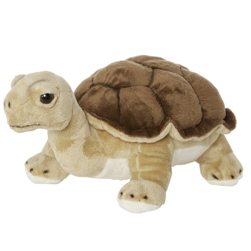 Игрушка плюшевая ЧерепахаЗнаете ли вы что Галапагосские черепахи могут жить 150 лет? Ваши дети не остануться равнодушными от замечательных мягких игрушек Hamleys.<br>