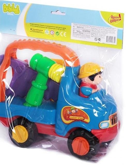 Игровой набор Bebelot Basic Машинка с инструментами игрушка для активного отдыха bebelot захват beb1106 045
