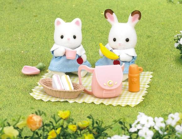 """Купить со скидкой Набор """"Пикник в детском саду"""""""