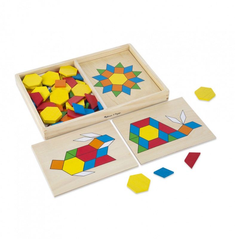 Первые навыки Трафарет с блоками на досках (10 029)Деревянная игрушка Melissa &amp; Doug Первые навыки Трафарет с блоками на досках 10029 - Ваш малыш будет в восторге от красочной мозаики! 120 ярких, цветных деревянных геометрических форм, чтобы собрать десять картинок на пяти досках ИЛИ создать что-то свое!<br>