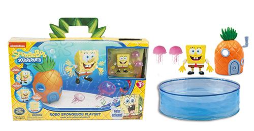 Набор Спанч Боб с аквариумом и домиком мягкая игрушка спанч боб купить или заказать с доставкой