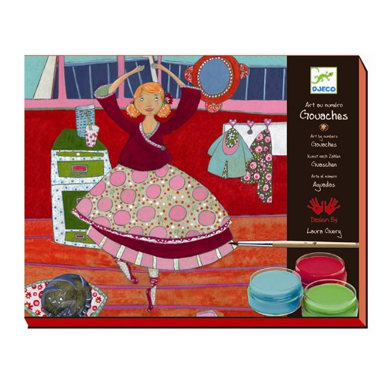 Раскраска Балерина, гуашь лифчики для девочек с чашечками 10 лет