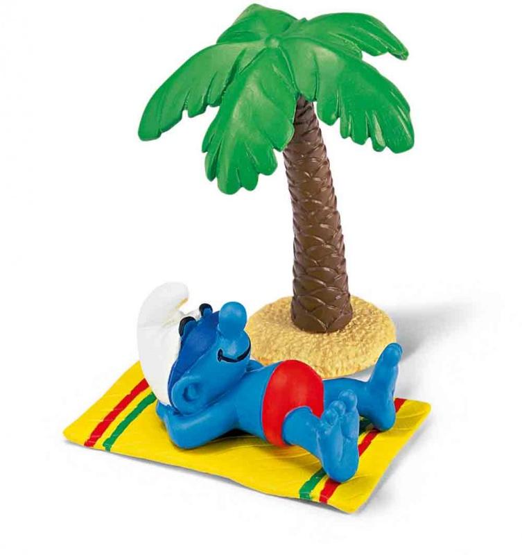 Гномик на островеФигурка гномика на острове станет хорошим подарком для вашего малыша. Представленная игрушка отлично подходит как для непосредственных игр, так и для коллекционирования. Фигурка раскрашена вручную, благодаря чему выглядит ярко и привлекательно. С помощью этой игрушки ваш ребенок сможет разыгрывать множество интересных историй и сюжетов, развивая воображение и фантазию.Экологически чистый материалПредставленная фигурка изготавливается из каучукового пластика, который отличается прочностью и безопасностью, что способствует долгому сроку службы. Материал экологически чист, благодаря чему исключается риск возникновения аллергических реакций и раздражений организма.Как купить и оплатить?Приобрести понравившуюся фигурку вы сможете в одном из наших розничных магазинов в Москве или Санкт-Петербурге. Для жителей других регионов доступна услуга доставки с оплатой наложенным платежом.<br>