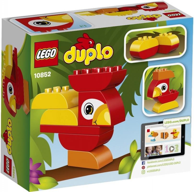 Купить Конструктор Lego Duplo My First Моя первая птичка