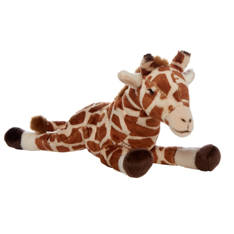 Игрушка мягконабивная Жираф лежачий 20 см.Этот Чудесный мини жираф будет отличным другом мальчикам и девочкам. Идеально подходит новорожденным.<br>
